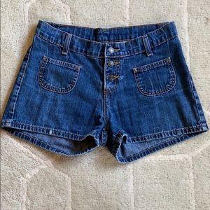 Vintage Jordache Jean Shorts